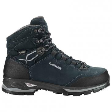 shoes LOWA Lady Light GTX blue Click to view the picture detail.