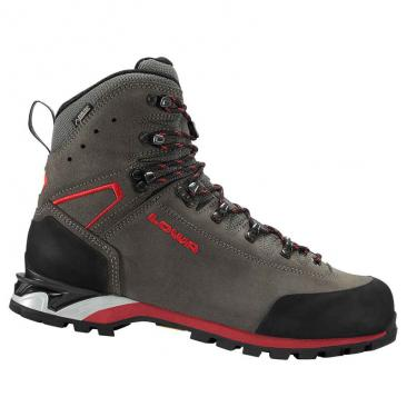 shoe LOWA Predazzo GTX anthracite/red Click to view the picture detail.