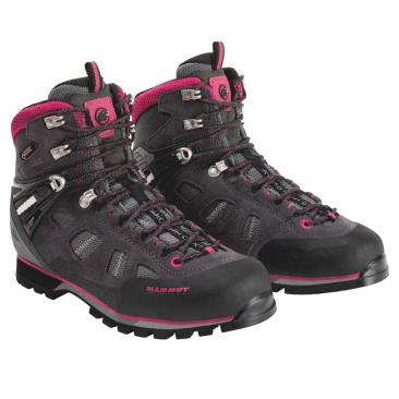 MAMMUT Ayako High GTX Women dark titanium Click to view the picture detail.