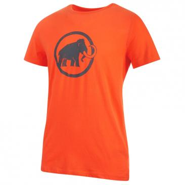 MAMMUT Logo T-Shirt Men zion PRT2 Click to view the picture detail.