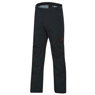 MAMMUT Segnas HS Pants Men Black Click to view the picture detail.
