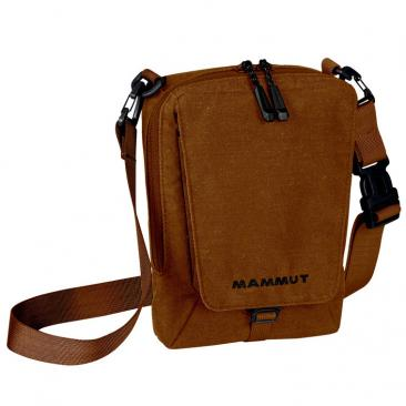 MAMMUT Täsch Pouch Mélange 2L timber Click to view the picture detail.