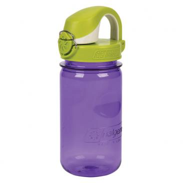 bottle NALGENE OTF Kids 0.35 L purple iguana Click to view the picture detail.
