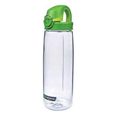 bottle NALGENE On the Fly  lime clear Click to view the picture detail.