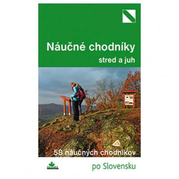 book Hiking Route - Middle and South of Slovakia Click to view the picture detail.