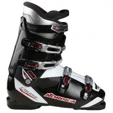 ski boot NORDICA Cruise 50 white/black Click to view the picture detail.