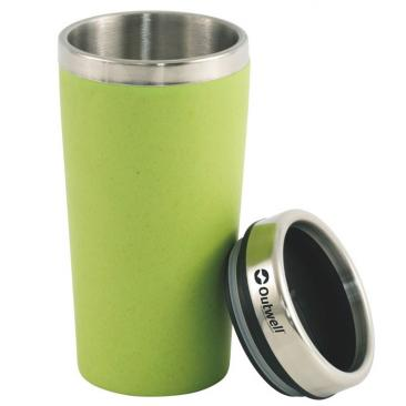 OUTWELL Vacuum Bamboo Cup green Click to view the picture detail.
