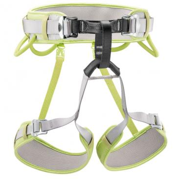 harness PETZL Corax Green C51A Click to view the picture detail.