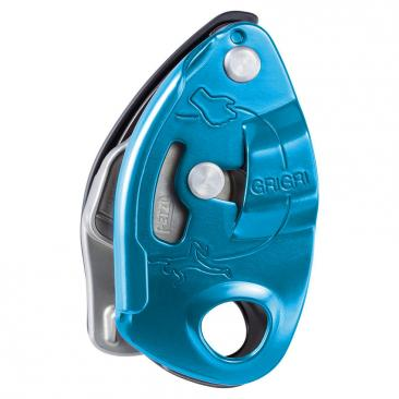 belay device PETZL Grigri blue Click to view the picture detail.