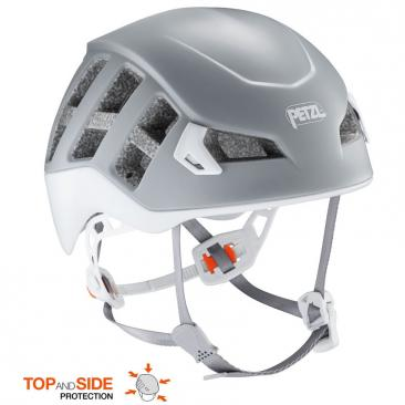 helmet PETZL Meteor grey Click to view the picture detail.