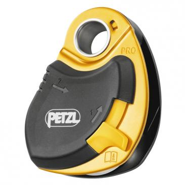 pulley PETZL Pro P46 Click to view the picture detail.