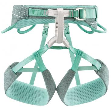 harness PETZL Selena mottled green Click to view the picture detail.