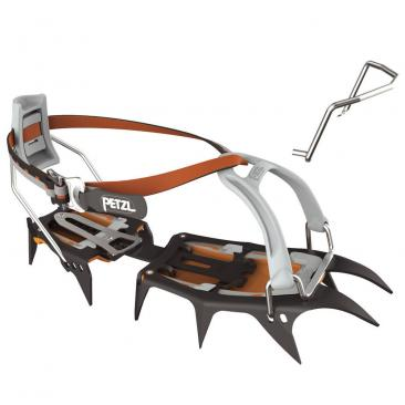 crampon PETZL Vasak Leverlock Universel Click to view the picture detail.