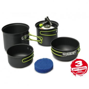 cookware set PINGUIN Double Alu Click to view the picture detail.