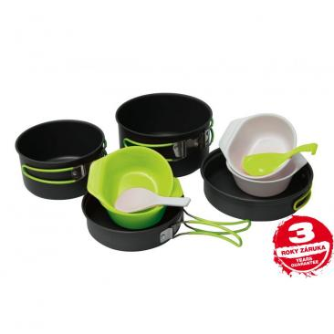 cookware set PINGUIN Quadri Alu Click to view the picture detail.
