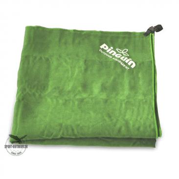 PINGUIN Outdoor Towel L Green Click to view the picture detail.