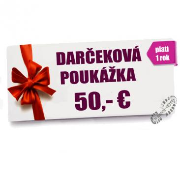 50,- EURO E-GIFT VOUCHER Click to view the picture detail.