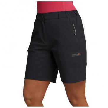 REGATTA Fellwalk Short Black Click to view the picture detail.