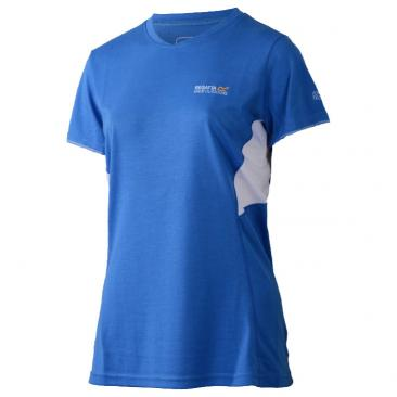 REGATTA Jamie T-Shirt French Blue Click to view the picture detail.