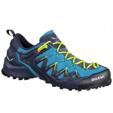 shoes SALEWA MS WildFire Edge premium navy Click to view the picture detail.