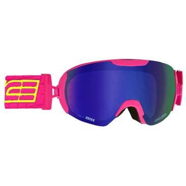 ski goggles SALICE 604 DARWF fuchsia Click to view the picture detail.
