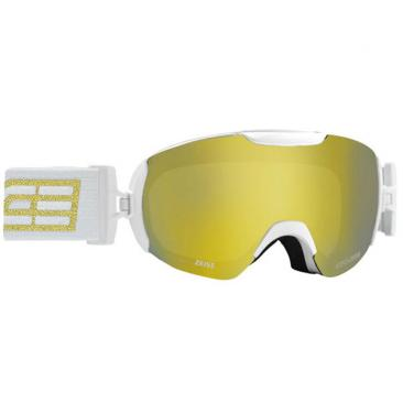 ski goggles SALICE 604 DARWF white-gold Click to view the picture detail.