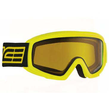 ski goggles SALICE 708 DAF yellow Click to view the picture detail.