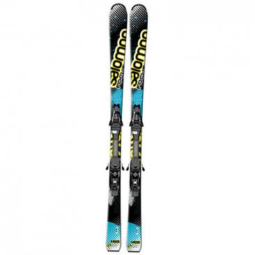 ski SALOMON E Focus + L10 B80 Click to view the picture detail.