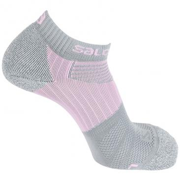 socks SALOMON Sense Pro Light Grey Click to view the picture detail.