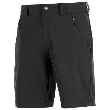 d4011422c kraťasy SALOMON Wayfarer LT Short M black | sport-outdoor.sk