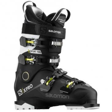 ski boots SALOMON X Pro Sport 100 Click to view the picture detail.