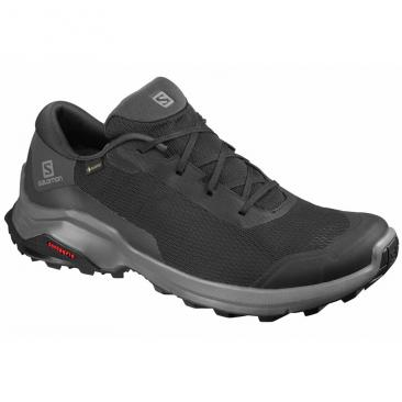 shoes SALOMON X Reveal GTX black/phantom Click to view the picture detail.