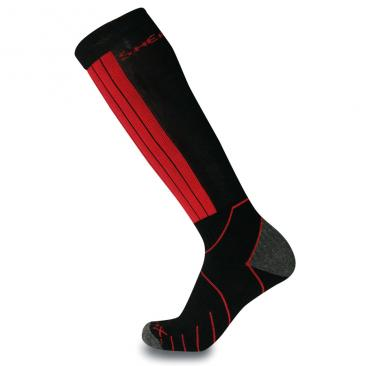 socks SHERPAX K2 P black/red Click to view the picture detail.