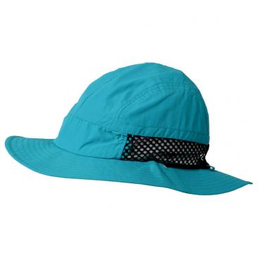 STÖHR Mult Mesh Hat turquoise Click to view the picture detail.