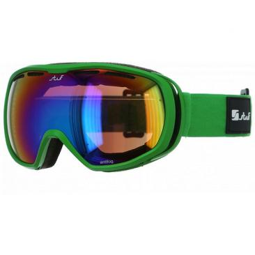 goggle STUF Flow Advanced Cat. S3 green Click to view the picture detail.