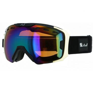 goggle STUF Vista Cat. S3 black-white Click to view the picture detail.