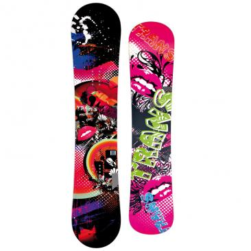 snowboard TRANS Premium Girl black Click to view the picture detail.