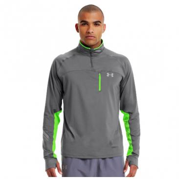 UNDER ARMOUR Imminent Run 1/4 Zip Click to view the picture detail.