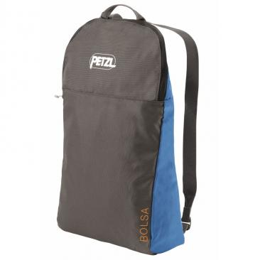 rope bag PETZL Bolsa S10AB blue Click to view the picture detail.