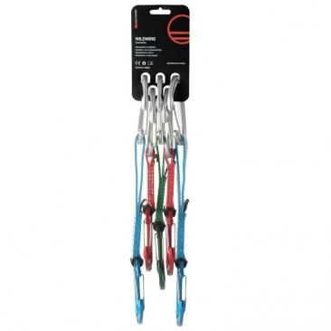 WILD COUNTRY WildWire Quickdraw Trad 5-Pack Click to view the picture detail.