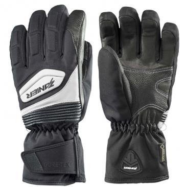 gloves ZANIER Fügen GTX Men black/white Click to view the picture detail.
