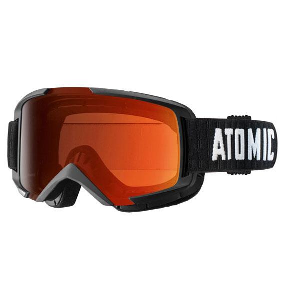 b6349f7b4 lyžiarske okuliare ATOMIC Savor Black/Orange | sport-outdoor.sk