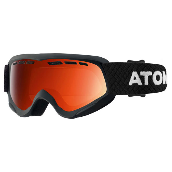 57f05d835 lyžiarske okuliare ATOMIC Savor Jr. Black/Orange | sport-outdoor.sk