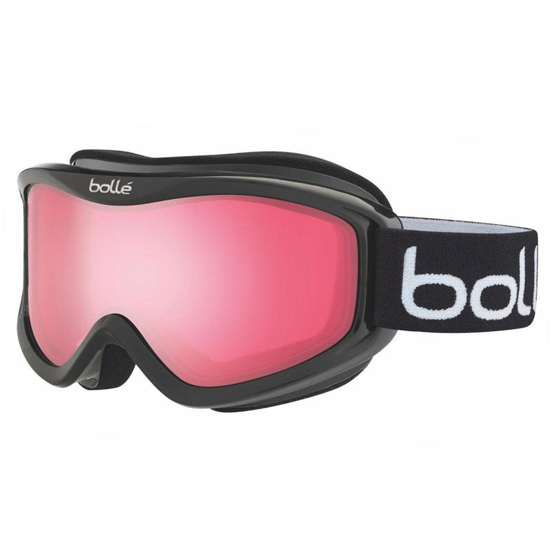 7158ba2e4 lyžiarske okuliare BOLLÉ Mojo Black Vermillon Kliknutím zobrazíte detail  obrázku.