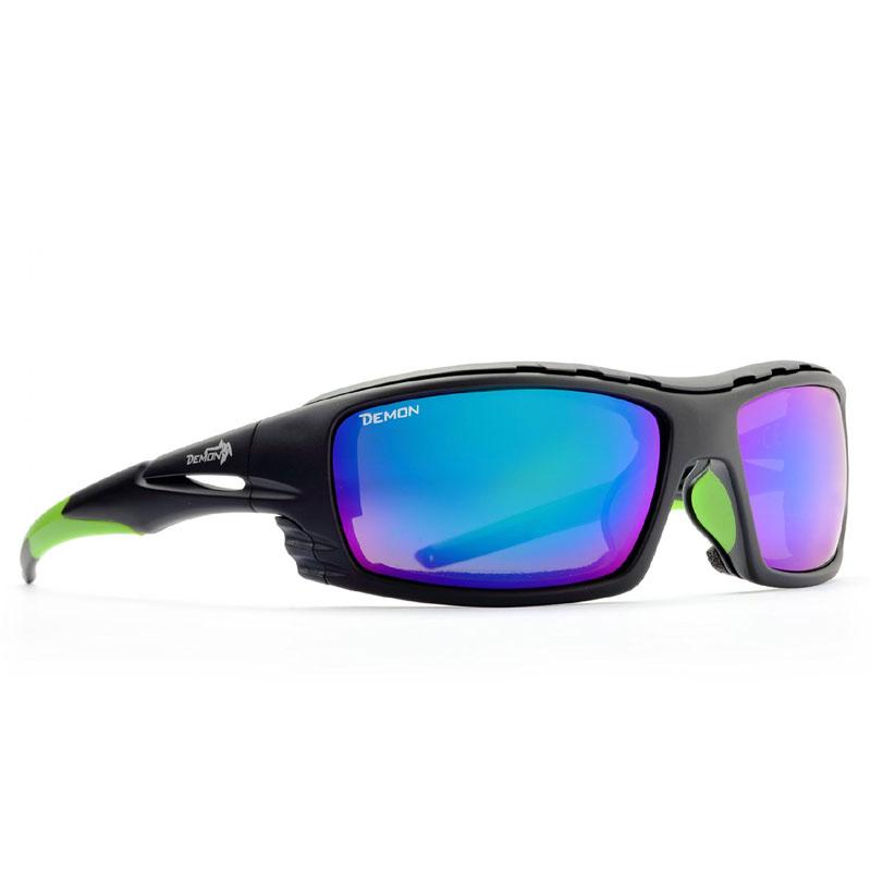 94488e670 slnečné okuliare DEMON Outdoor matt black/green   sport-outdoor.sk