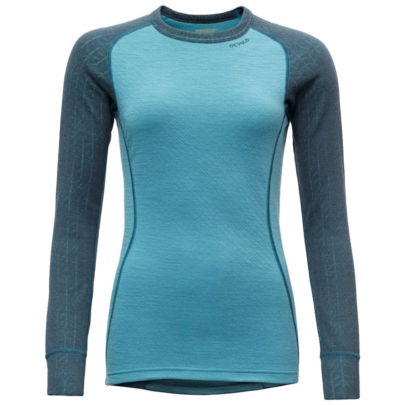 010471f387f6 triko DEVOLD Duo Active Woman Shirt orion