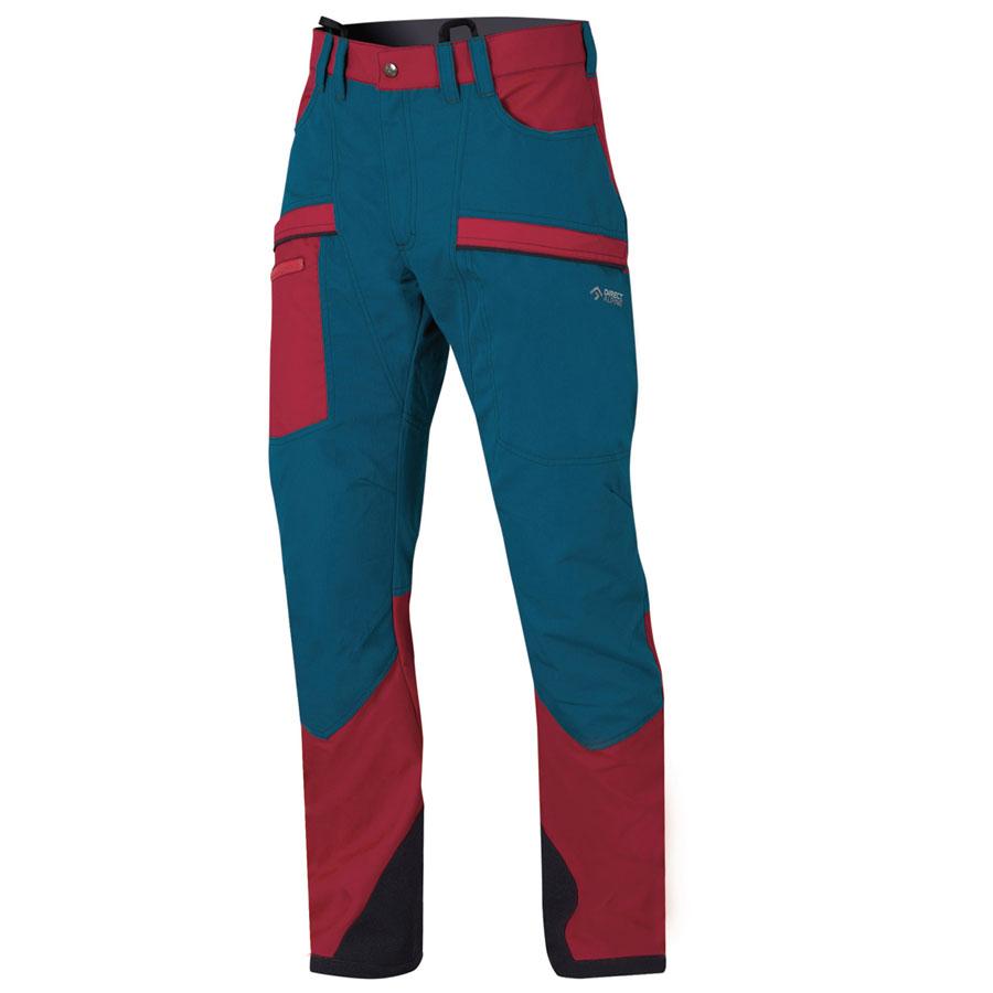 DIRECTALPINE Defender 4.0 Pants petrol red  c0c76033f2a