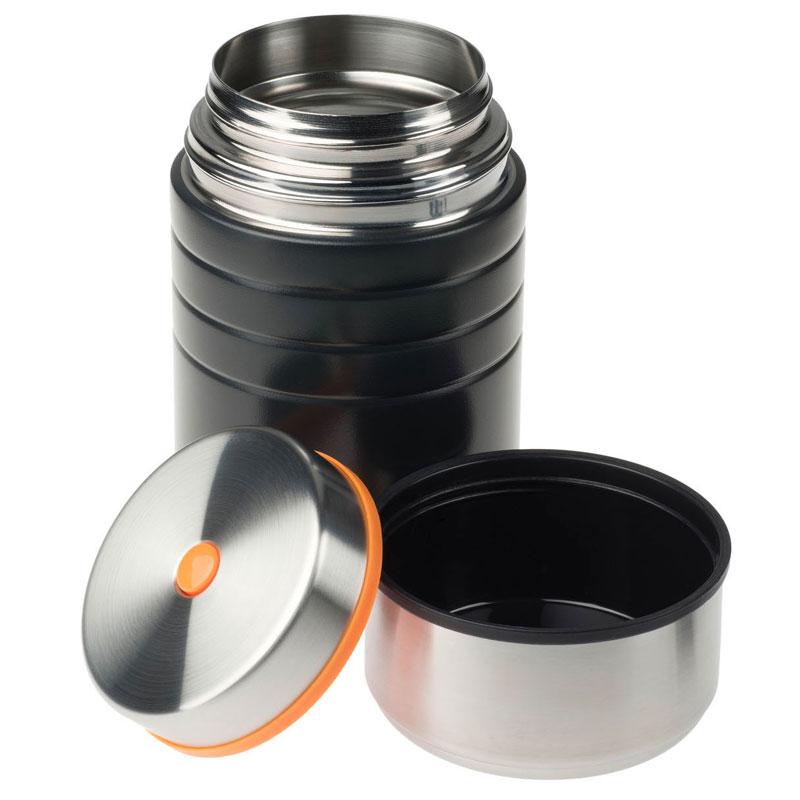 termoska na jídlo ESBIT Majoris 0.6L black Kliknutím zobrazíte detail  obrázku. 5662c0764a0