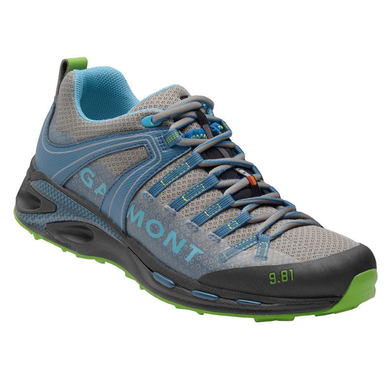 e2f953e96998 obuv GARMONT 9.81 Speed III anthracite blue Kliknutím zobrazíte detail  obrázku.
