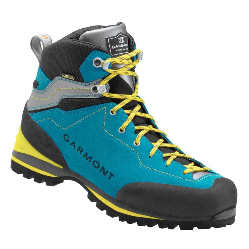 ... obuv GARMONT Ascent GTX aqua blue light grey 8dd89ecc19f